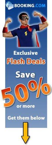 flash deals booking