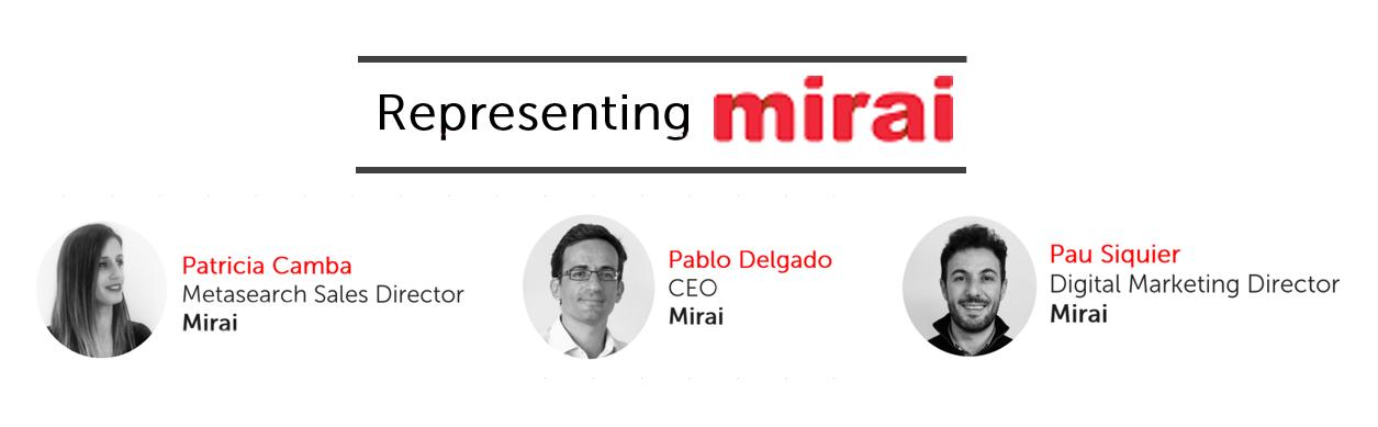 Representing Mirai